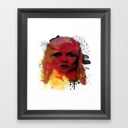 Debbie Harry - Blondie Framed Art Print