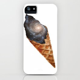 Lick the Universe iPhone Case