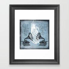 The Phoenix Rises Framed Art Print