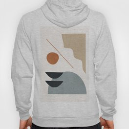 Abstract Minimal Shapes 29 Hoody