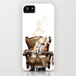 The Ghost in the Shell iPhone Case