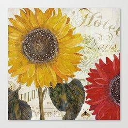 Sundresses Canvas Print