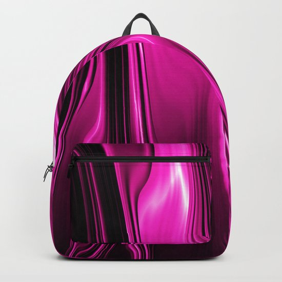 Streaming Pink Backpack