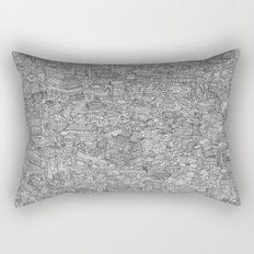 The Great City Rectangular Pillow