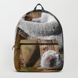 Koala mom and child Backpack