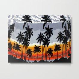 Tapestry 006 Metal Print