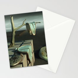 Persistence of Memory 2 Stationery Cards