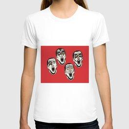 Kiss Cage T-shirt