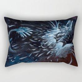 microraptor Rectangular Pillow