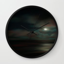 ToThe Moon & Back Wall Clock