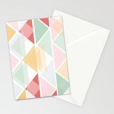 If today goes well Stationery Cards