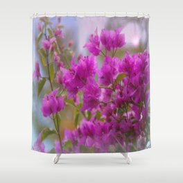 Flower miracle Shower Curtain