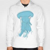 medusa Hoodies featuring medusa by Manola  Argento