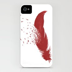 Birds of A Feather (Society6 Edition) iPhone (4, 4s) Slim Case