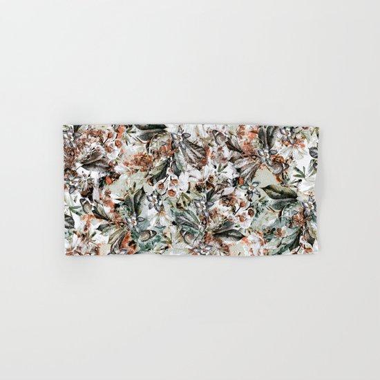 Orchidaceae Hand & Bath Towel