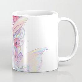 Sleepy Mermaid Coffee Mug