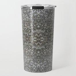 Facing Granite Pattern Travel Mug
