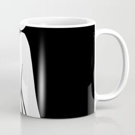 matte nude 2 Coffee Mug