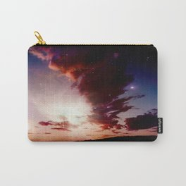 Infinite Sky Carry-All Pouch