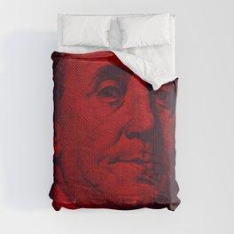 Benjamin Dark (red) Comforters
