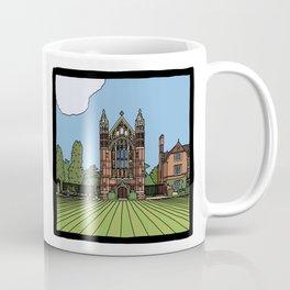 Cambridge struggles: Selwyn College Coffee Mug