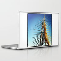coachella Laptop & iPad Skins featuring Coachella by Wolf Feather