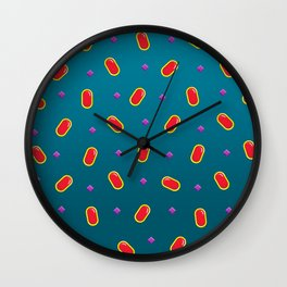 Ohmu Red Eye Wall Clock