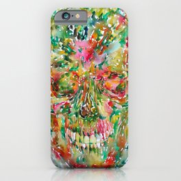 THE GREAT SMILE iPhone Case