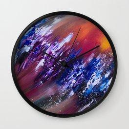 Eidelweiss Wall Clock