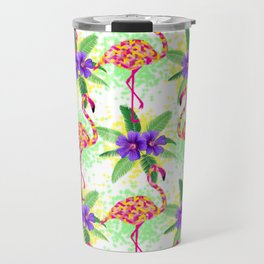 Tropical Party Travel Mug