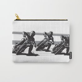 100mph SIDEWAYS Carry-All Pouch