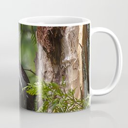 Pileated Woodpecker 6340 Coffee Mug
