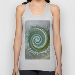 Abstract Mandala 253 Unisex Tank Top