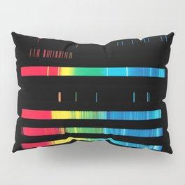 Spectroanalysis Pillow Sham
