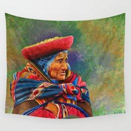 Las marcas del Cuzco Wall Tapestry