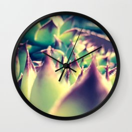 Spikes Wall Clock