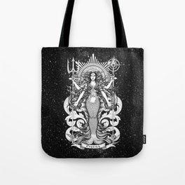 Pisces (dark apparel colour) Tote Bag