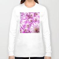 dahlia Long Sleeve T-shirts featuring Dahlia ## by the artist J©