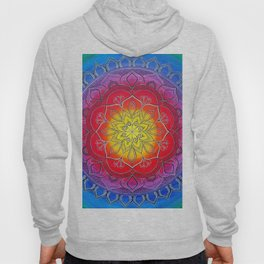 Elements mandala Hoody