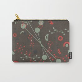 Atomic Autumn Carry-All Pouch