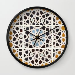 DECORATION MARRAKECH MOROCCO Wall Clock