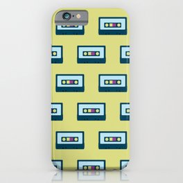 Retro Music iPhone Case