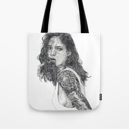 Lust & Tattoos Tote Bag