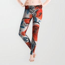 Botticelli girl Leggings