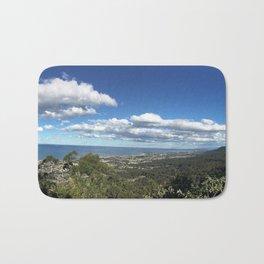 Bulli Lookout in Wollongong NSW Australia Bath Mat