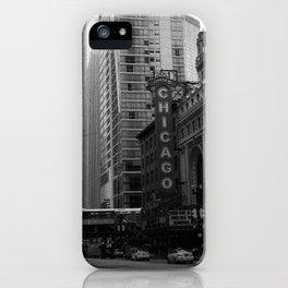 Chicago, IL iPhone Case