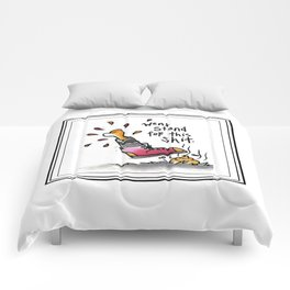OverIt. Comforters