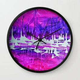 TROUVAILLE Wall Clock