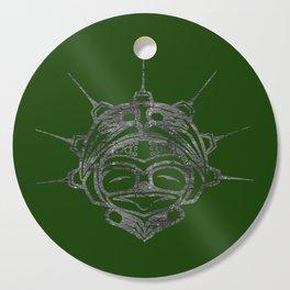 Smoke Frog Grass Cutting Board