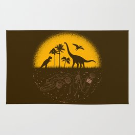 Fossil Fuel Rug
